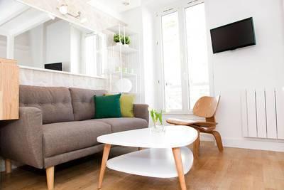 Location appartement 2pi�ces Paris 20E - 840€