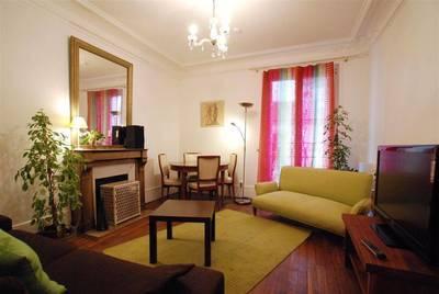 Location meubl�e appartement 2pi�ces 48m� Paris 19E - 1.450€