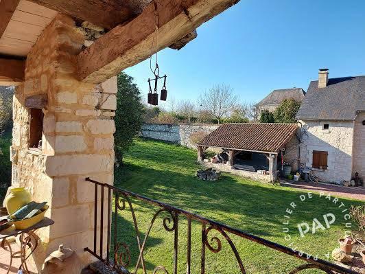 Vente maison 7 pièces Faye-la-Vineuse (37120)