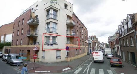 Location appartement 2pi�ces 47m� Lille (59) - 650€