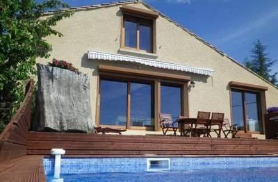 Location meubl�e maison 100m� Cassagnoles (34210) - 900€
