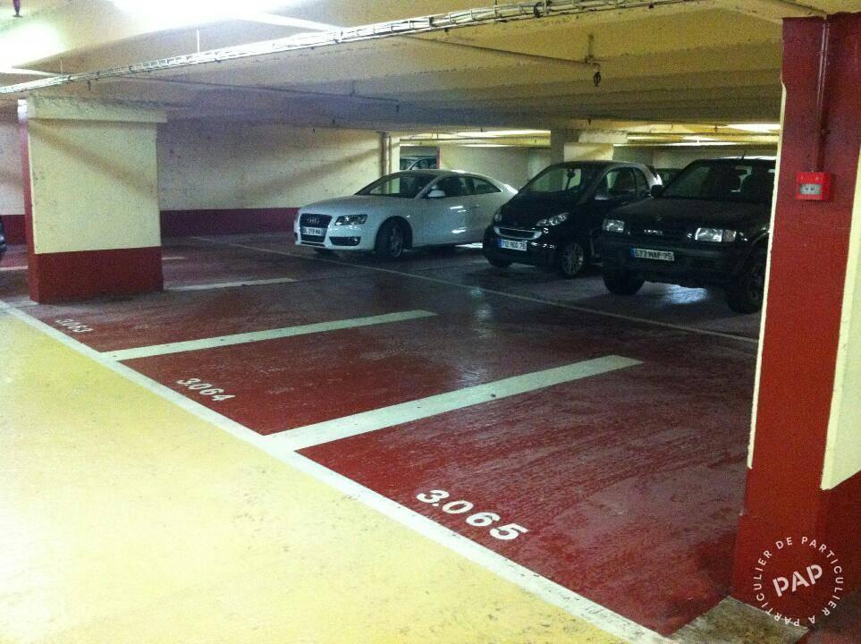 Location Garage, parking Neuilly-Sur-Seine (92200)  135€