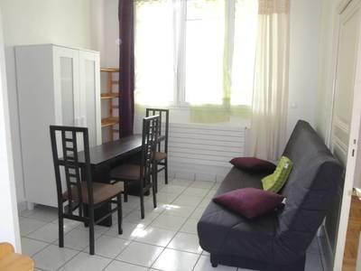 Location meubl�e appartement 2pi�ces 40m� Gentilly (94250) - 1.200€