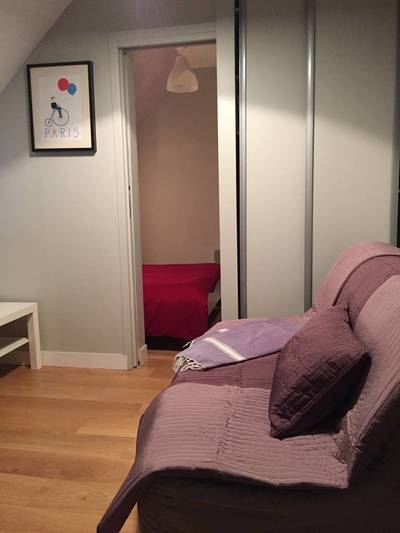 Location meubl�e appartement 2pi�ces 25m� Paris 16E - 1.150€