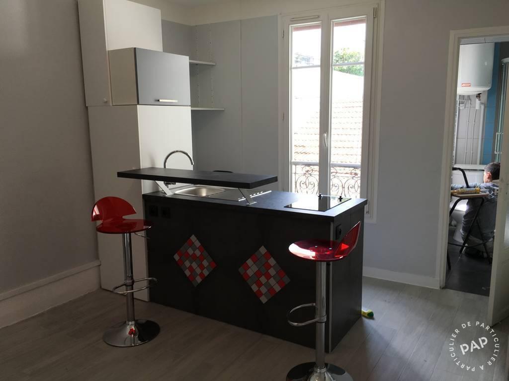 Location Appartement Levallois-Perret (92300) 20m² 740€