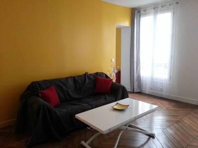 Location meubl�e appartement 2pi�ces 52m� Paris 1Er - 1.850€