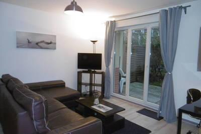 Location meubl�e appartement 2pi�ces 38m� Lille (59) - 650€