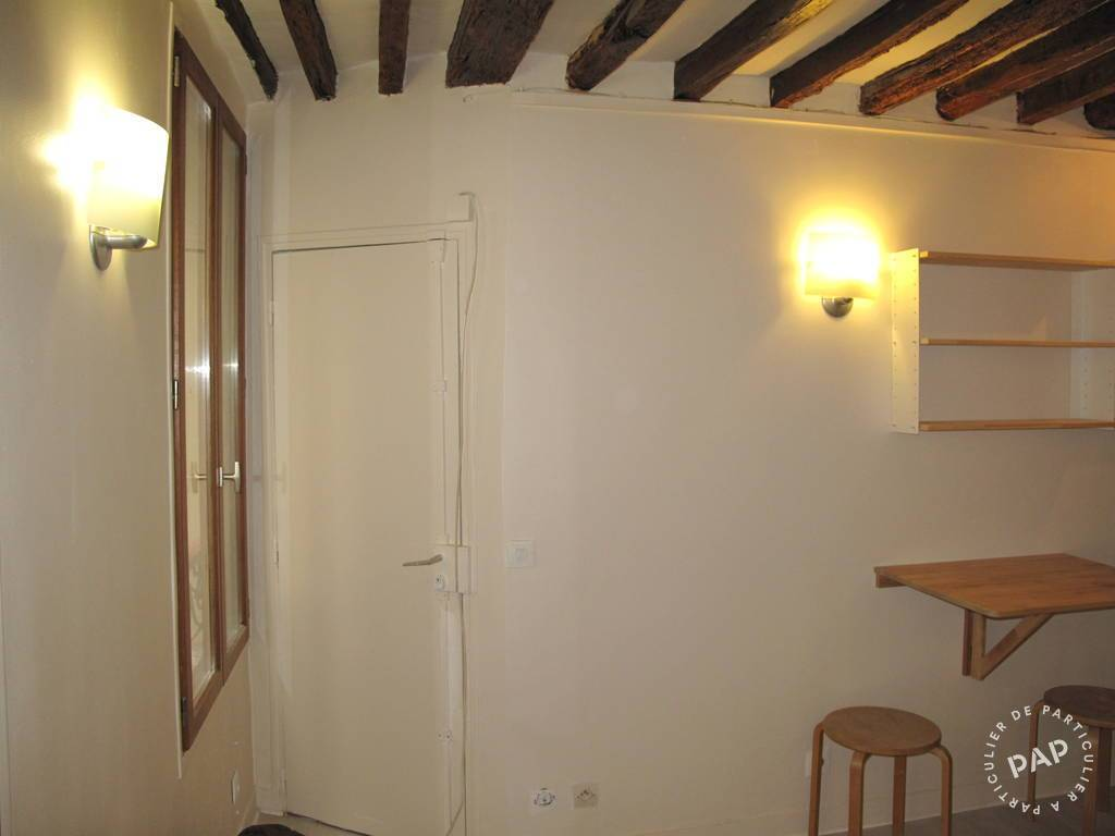 Location Appartement Paris 2E 14m² 670€