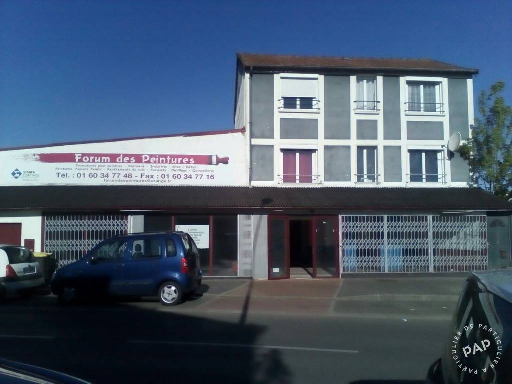 Local commercial ozoir la ferriere 77330 600 m 2 - Sainte genevieve des bois centre commercial ...