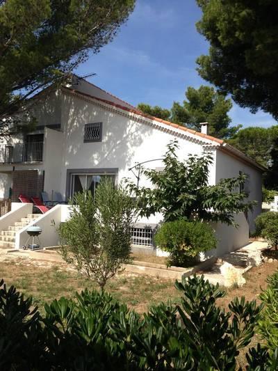 Location meubl�e maison 95m� Sausset-Les-Pins (13960) - 1.400€