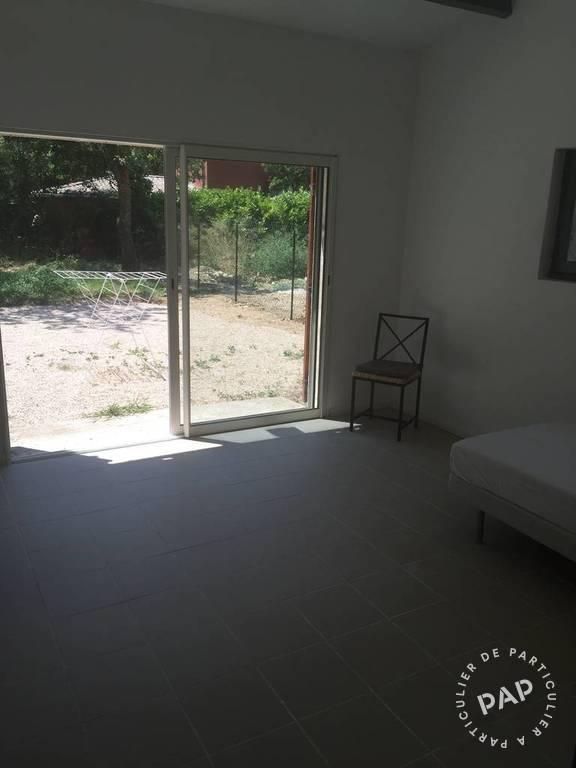 Location meubl e maison 100 m eguilles 13510 100 m for Amenagement jardin 600m2