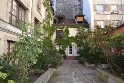 Location meubl�e appartement 2pi�ces 33m� Paris 5E - 1.400€