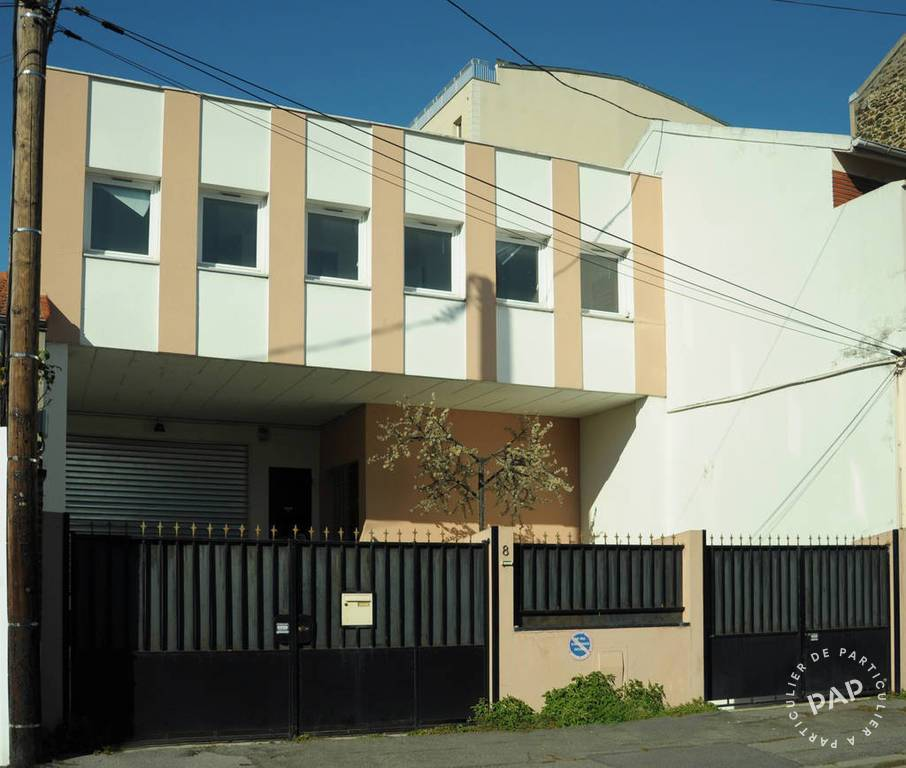 Vente et location Local d'activité Ivry-Sur-Seine (94200) 734m² 6.000€