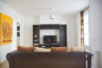 Location meubl�e appartement 2pi�ces 50m� Asnieres-Sur-Seine (92600) - 1.080€