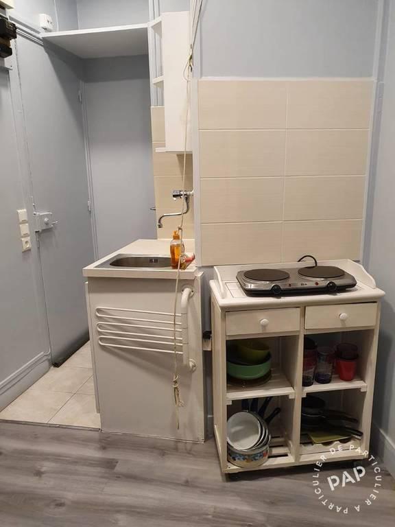 Location Appartement Paris 16E
