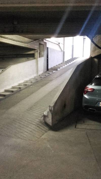 Location garage, parking Vincennes (94300) - 85€