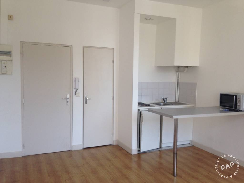Location appartement studio Marseille 6e