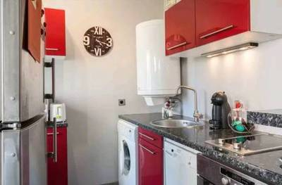 Location meubl�e studio 35m� Paris 19E - 1.300€
