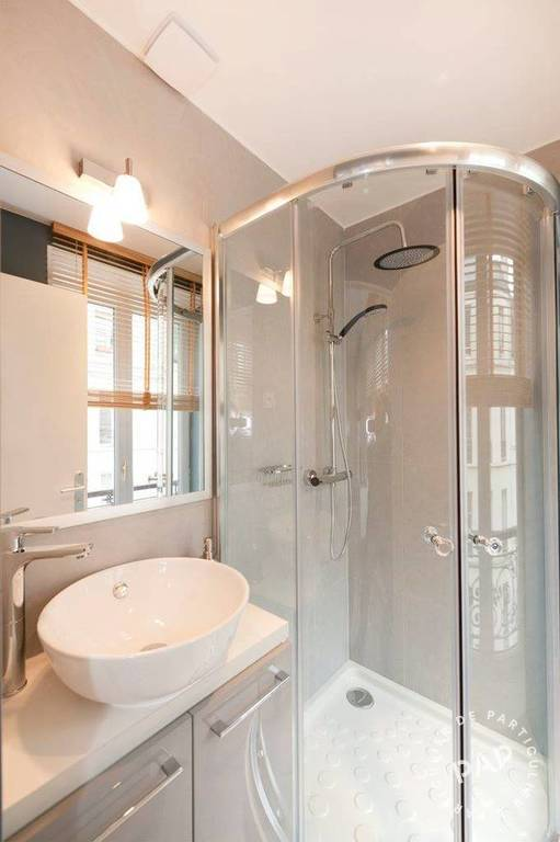 Location meubl e studio 21 m paris 18e 21 m 890 for Fenetre double vitrage paris