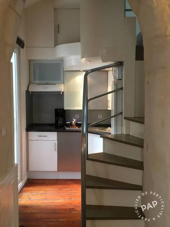 location meubl e appartement 2 pi ces 40 m la rochelle 17000 40 m 650 e de particulier. Black Bedroom Furniture Sets. Home Design Ideas