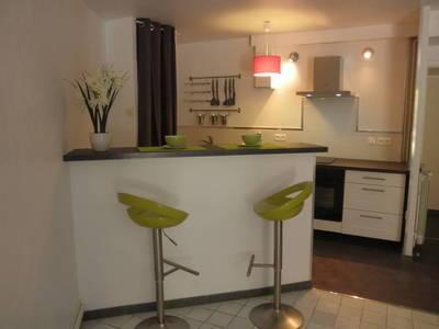 Location meubl�e appartement 2pi�ces 53m� Aix-En-Provence (13) - 1.060€