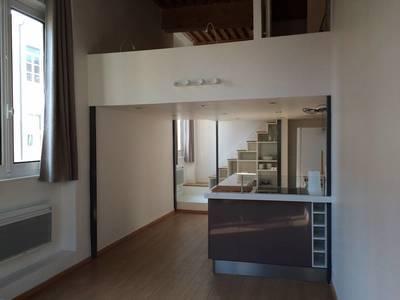 Location meubl�e appartement 2pi�ces 42m� Lyon 4E - 870€