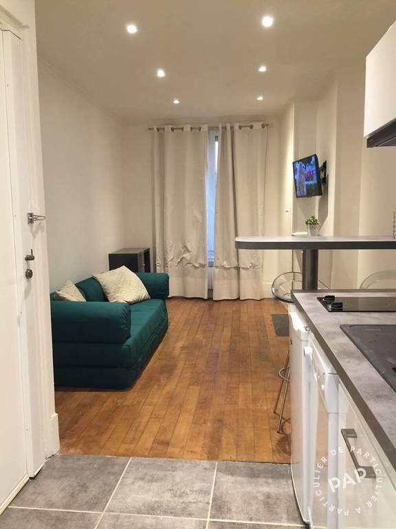 Appartement Paris 3E 990€