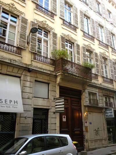 Location meubl�e appartement 2pi�ces 42m� Lyon 2E - 700€