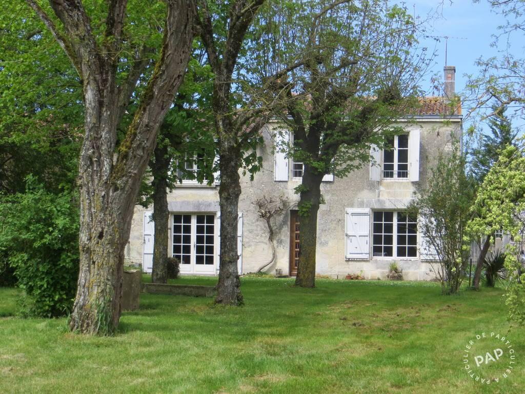 Vente Maison Villeneuve-La-Comtesse (17330) 195m² 135.000€