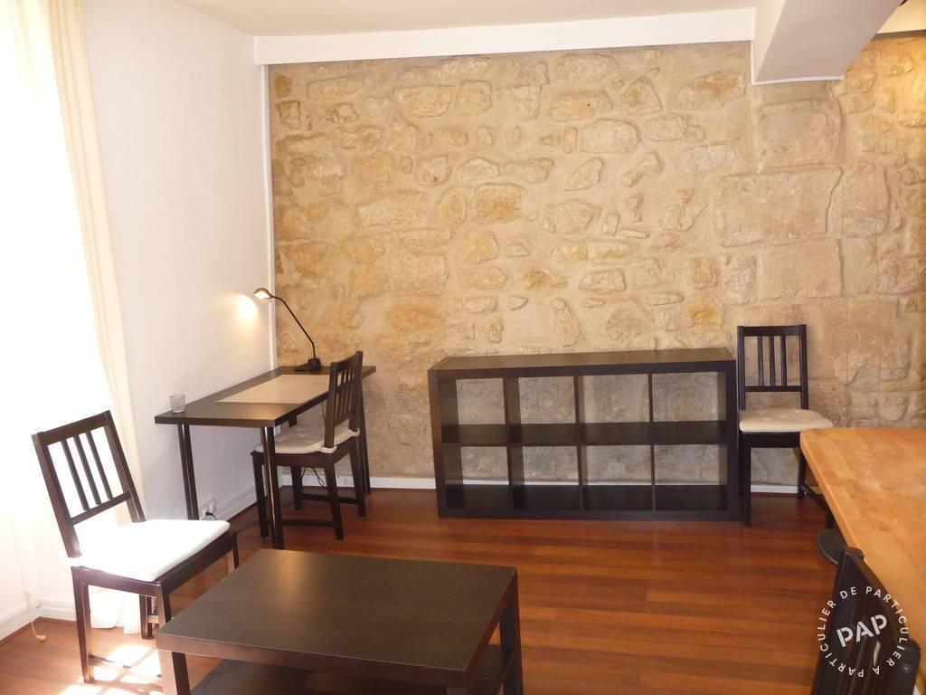Location Appartement Paris 2E 24m² 1.200€