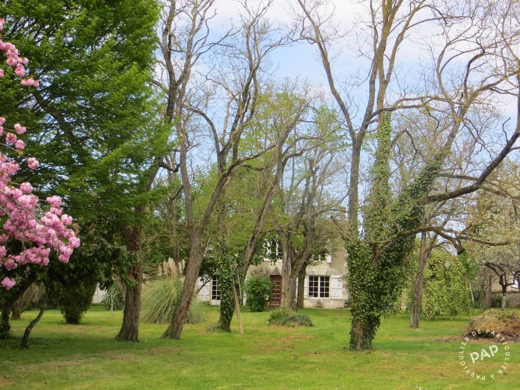 Vente immobilier 135.000€ Villeneuve-La-Comtesse (17330)