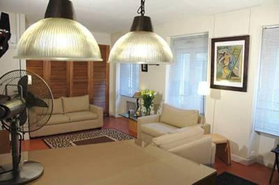 Location meubl�e appartement 2pi�ces 55m� Paris - 1.600€
