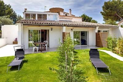 Location meublée appartement 2pièces 36m² Six-Fours-Les-Plages (83140) - 530€