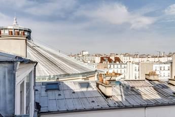 Location chambre 9m² Paris 11E - 550€