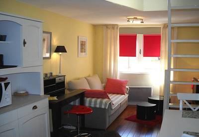 Location meubl�e appartement 2pi�ces 27m� Toulouse (31) - 750€