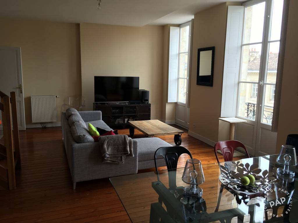 Location appartement 3 pi ces 90 m bordeaux 33 90 m for Location appartement particulier bordeaux