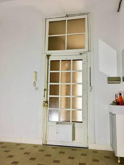 Location bureaux et locaux professionnels 11m� Paris 17E - 570€