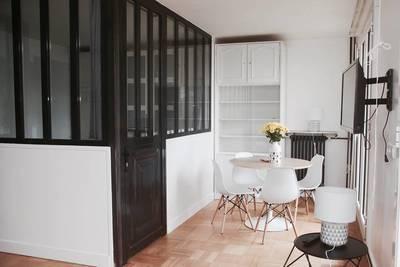 Location meubl�e appartement 2pi�ces 45m� Paris 14E - 1.500€