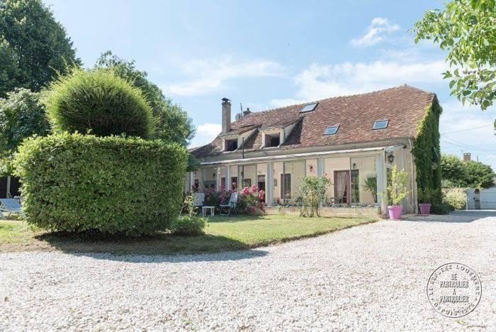 Vente Maison 30 Mn Bourges 300m² 240.000€