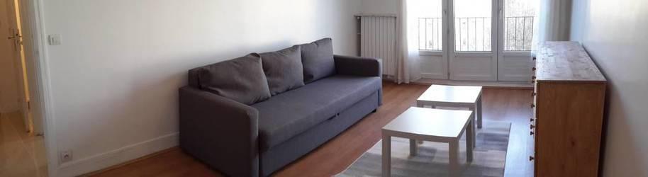Location meublée appartement 2pièces 45m² Le Kremlin-Bicetre (94270) - 1.100€