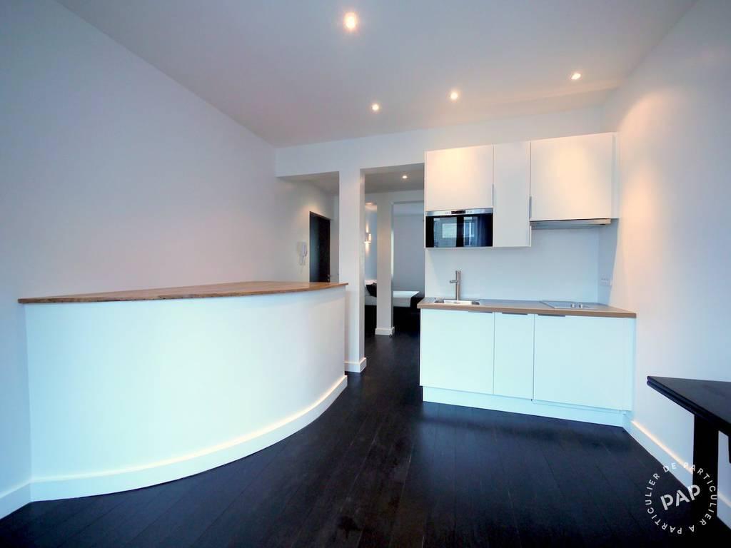 Location Appartement Issy-Les-Moulineaux (92130) 30m² 1.145€