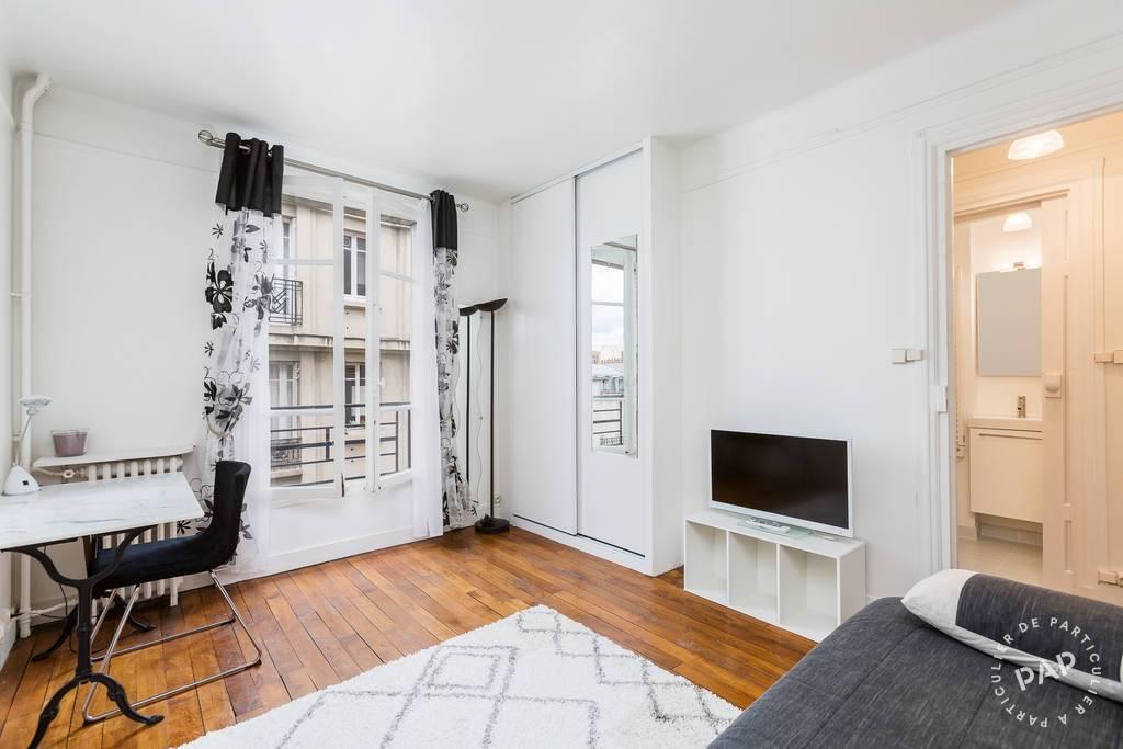location meubl e studio 20 m paris 16e 20 m 795 e de particulier particulier pap. Black Bedroom Furniture Sets. Home Design Ideas