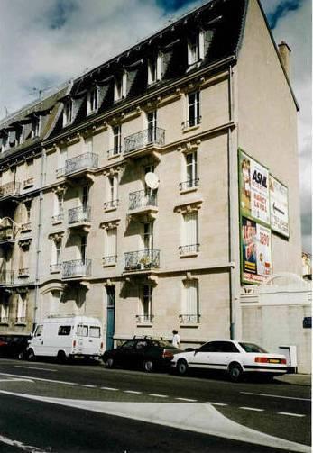 Location appartement 3pièces 60m² Nancy (54) Lenoncourt