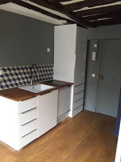 Location appartement 2 pi�ces 23 m� Paris 3E - 1.000 €