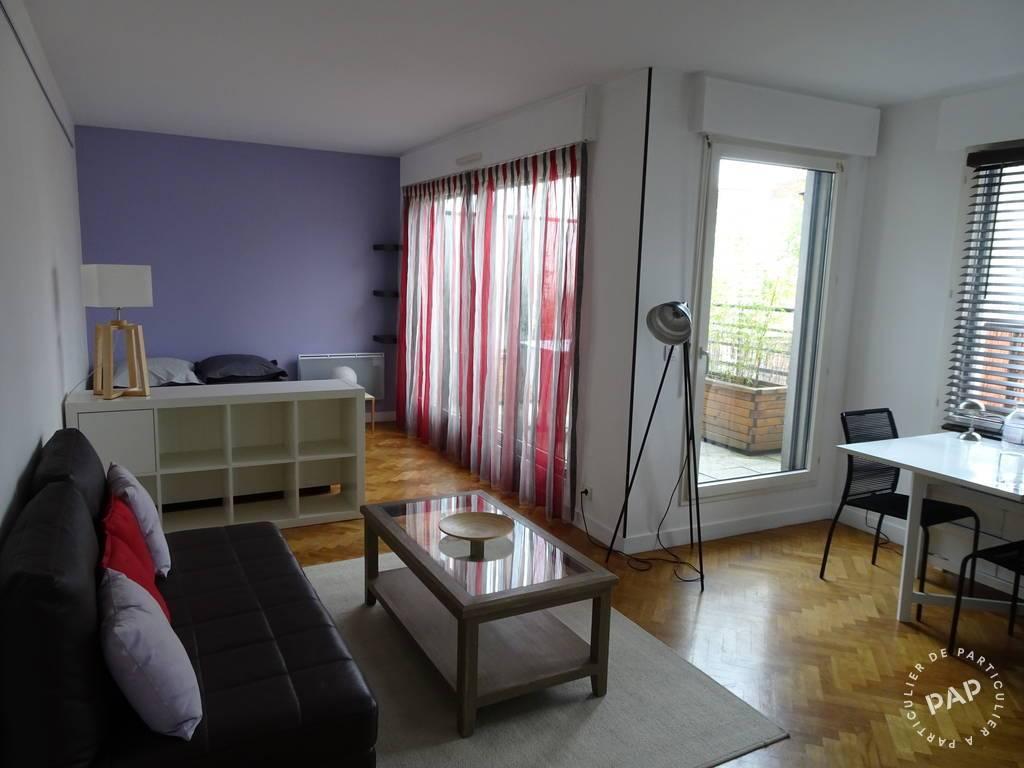 Location meubl e studio 30 m paris 19e 30 m e for Louer studio meuble paris