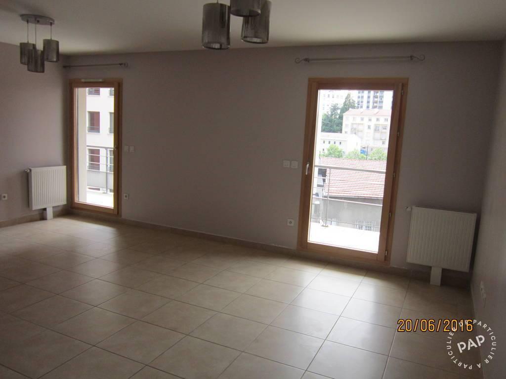 location appartement 2 pi ces 52 m saint etienne 42 52 m 580 e de particulier. Black Bedroom Furniture Sets. Home Design Ideas