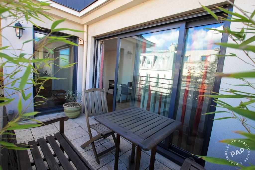 Location meubl e studio 30 m paris 19e 30 m e - Agence specialisee location meublee paris ...