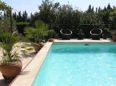 Location meubl�e maison 140m� Sarrians (84260) - 1.200€