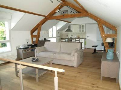 Location meubl�e appartement 2pi�ces 45m� Combs-La-Ville (77380) - 800€