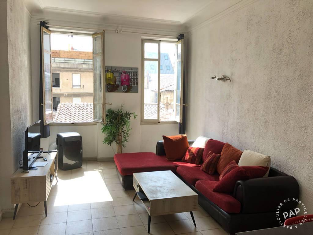 Location Appartement Marseille 6E 58m² 900€